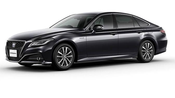 Mobil Dinas Menteri Baru jenis Toyota Crown 2.5 HV G-Executive (dok: Toyota)