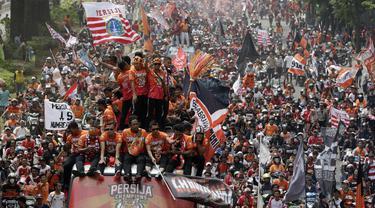 Pawai Persija Jakarta