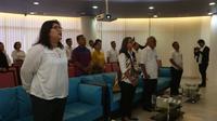 Persekutuan Doa BP Batam gelar ibadah doa bersama dalam rangka turut berdukacita atas wafatnya Presiden Republik Indonesia (RI) ke-3, BJ Habibie.