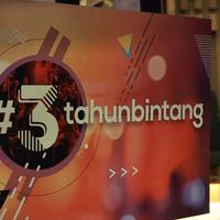 18 Maret 2018, Bintang.com merayakan HUT yang ke-3. Seperti tahun-tahun sebelumnya, Bintang kembali melakukan sesi foto 18 Selebriti tanah air.