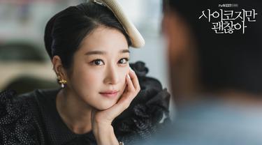 Tiru Gaya Makeup ala Seo Ye Ji dalam Drama It's Okay To Not Be Okay, Tampilkan Sisi Misterius yang Menggoda