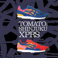 Onitsuka Tiger X John Warwicker. Sumber foto: Document/Onitsuka Tiger.