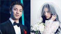 Taeyang `Big Bang` dan Min Hyo Rin (YouTube)