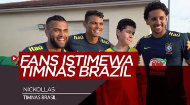 Berita Video Neymar dan Timnas Brasil Kehadiran Fans Istimewa