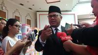 Ketua KPU Arief Budiman. (Liputan6.com/Hanz Jimenez Salim)