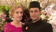 Panji Trihatmodjo dan sang kekasih, Varsha Strauss. (Instagram/neng_jepret)