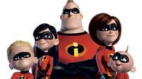 Bulan Juni pun akan diisi dengan The Incredibles 2 yang tayang pada tanggal 15. Siapa yang rindu sama film animasi ini? (Zimbio)