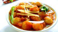 Menu Berbuka Dengan Makanan Khas India