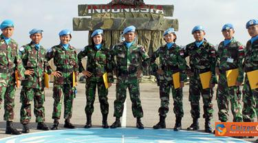 CItizen6, Lebanon: Komandan semua prestasi yang telah diraih oleh Indobatt dalam kurun  waktu delapan bulan penugasan  agar tetap dipertahankan dan ditingkatkan. (Pengirim: Badarudin Bakri)