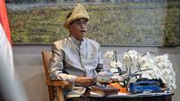 Menhub Budi Karya Sumadi menutup Posko Tingkat Nasional Angkutan Natal 2020 dan Tahun Baru 2021 yang digelar di kantor Kementerian Perhubungan, Jakarta. (Dok Kemenhub)
