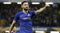3. Oliver Giroud (Arsenal dan Chelsea) - 78 Gol. (AP/Matt Dunham)