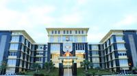Gedung Polda Sumatera Barat.(liputan6.com/ ist)
