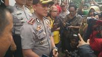 Sejoli yang diduga mesum di dalam kontrakan di Kelurahan Sukamulya, Cikupa Kabupaten Tangerang
