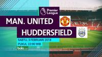 Premier League_Manchester United Vs Huddersfield Town (Bola.com/Adreanus Titus)