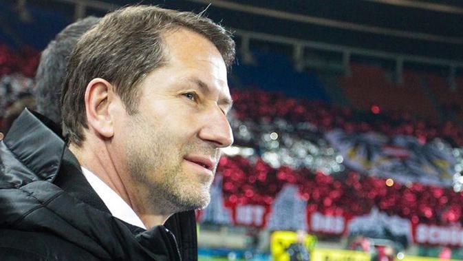 Pelatih Timnas Austria, Franco Foda, akan memimpin anak asuhnya di Piala Eropa 2020. (AP)