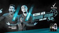 Rexona Men Soccer Stars Challenge: Egy Maulana Vikri vs  Gunawan Dwi Cahyo.