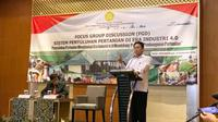 Sekretaris Jenderal Kementerian Pertanian, Dr. Ir. Momon Rusmono, MS.
