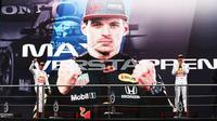 Kesuksesan podium ganda di F1 Prancis, kembali diulang dua pembalap Red Bull Racing Honda yakni Max Verstappen dan Sergio Perez saat F1 Turki 2021.