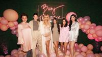 Khloe Kardashian menggelar acara baby shower. (Instagram/khloekardashian)