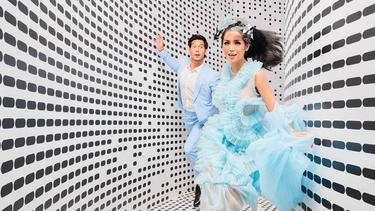 [Fimela] Foto Prewedding Jessica Iskandar dan Richard Kyle