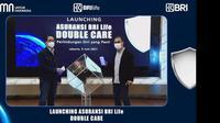 BRI Life, anak perusahaan dari PT Bank Rakyat Indonesia (BRI) meluncurkan produk asuransi BRI Life Double Care.