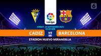 Prediksi Cadiz vs Barcelona  (Liputan6.com)