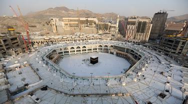 Imbas Corona, Arab Saudi Tutup Sementara Masjidil Haram