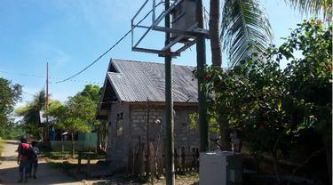 Gelap Gulita di Gane Halmahera Selatan