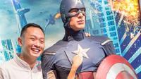 Madame Tussauds buka Bioskop Marvel 4D pertama di Asia, tepatnya berlokasi di Singapura. (dok. Instagram @mtssingapore/https://www.instagram.com/p/CN_sBl7hbDr/)