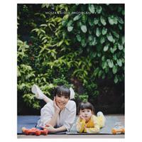 Anak dari Gading Marten dan Gisella Anastasia, Gempita Nora Marten memang kerap mencuri perhatian publik melalui tingkah lakunya yang lucu. (Foto: instagram.com/gadiiing)
