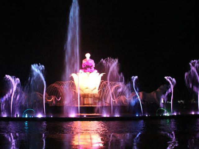 5 Objek Wisata Di Purwakarta Ada Kawasan Air Mancur Seluas 2 Hektar Lifestyle Liputan6 Com