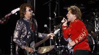 Richie Sambora & Jon Bon Jovi (Bintang/EPA)