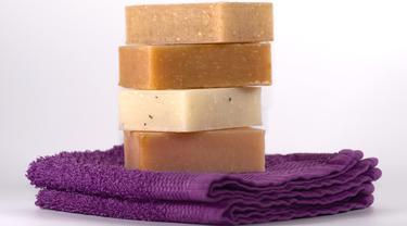 Sabun kecantikan batangan