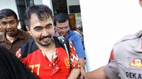 Sidang lanjutan Aa Gatot Brajamusti (Adrian Putra/bintang.com)