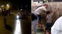 Polisi bubarkan 2 kelompok sahur on the road yang hendak tawuran di Jakarta Pusat, hingga hikmah berwudu yang dapat menjaga kesehatan tubuh.