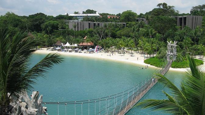 7 Tempat Wisata di Singapura yang Wajib Dikunjungi, Traveler Pasti Betah