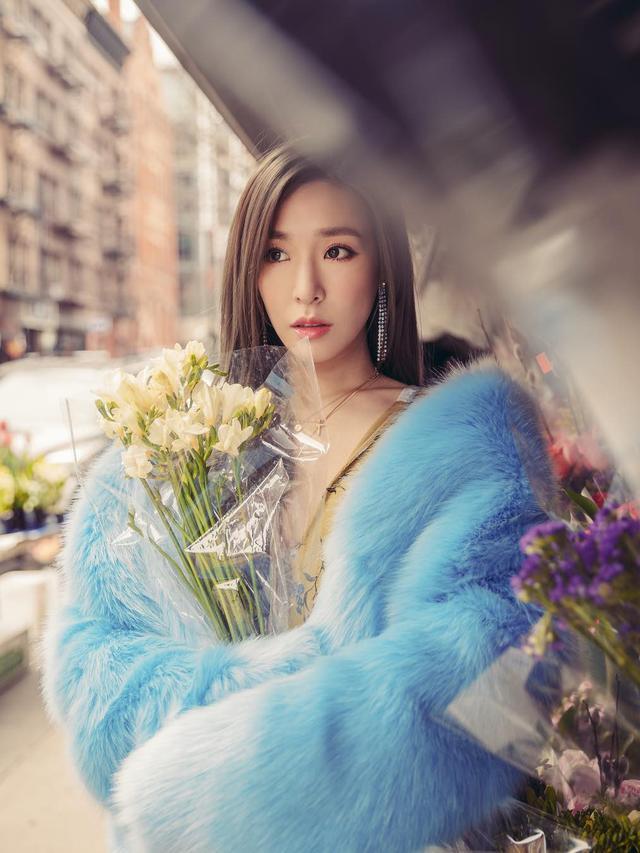 [Bintang] Sudah Keluar, Tiffany Tetap Rayakan 4000 Hari SNSD
