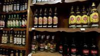 Rum kuba yang ditawarkan untuk membayar hutang Rp 3,6 triliun kepada Ceko. (Reuters)