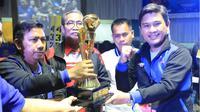 Ketua Pertina Makassar, M. Tawing. (Bola.com/Abdi Satria)