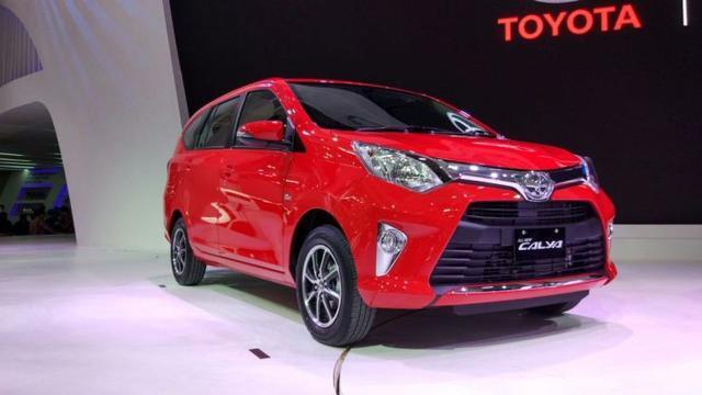 Harga Toyota Calya Terbaru Dan Terbaik 2018 Baru Dan Bekas Ada