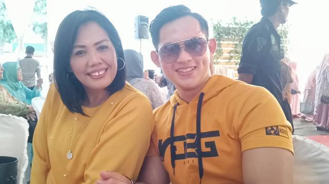 Elly Sugigi dan Irfan Sbaztian [foto: instagram]