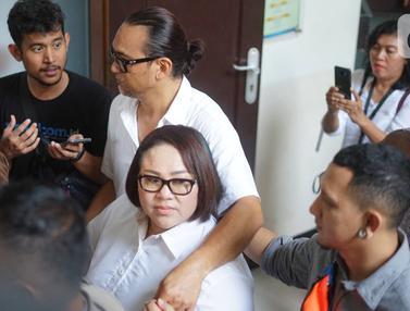 Sidang Tuntutan Nunung dan Suami Ditunda Pekan Depan