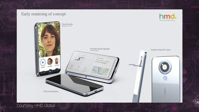 Prototipe Nokia N95 versi modern. (Doc: theMrMobile)