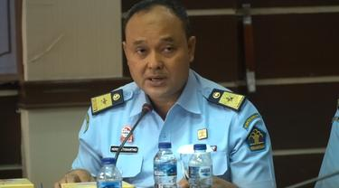 Kepala Divisi Administrasi Kemenkumham Jabar, Ceno Hersusetiokartiko