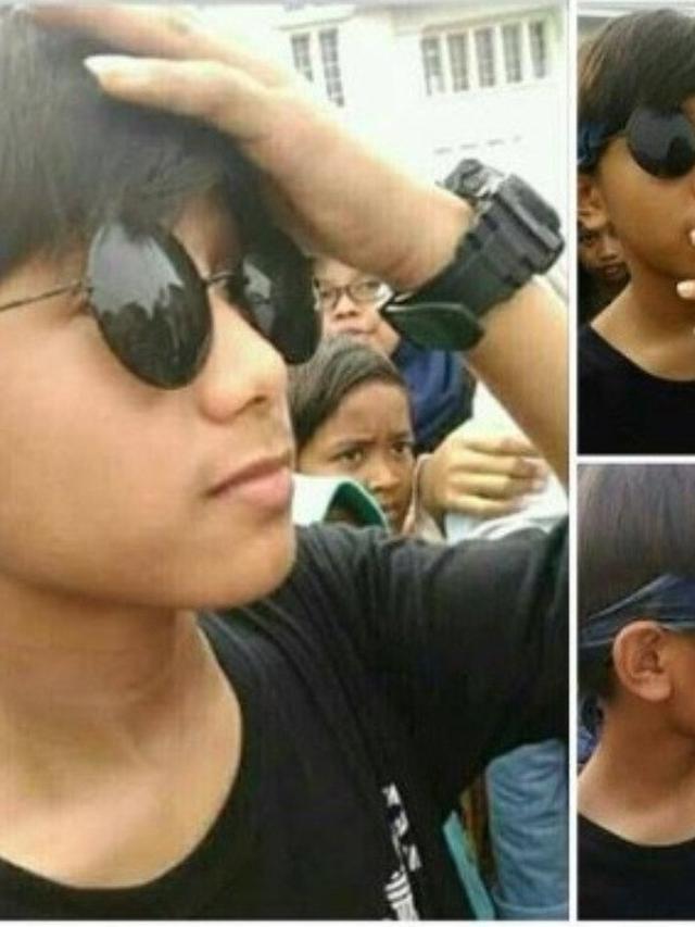 Bikin Fans Kecewa Ternyata Begini Wajah Asli Bowo Tik Tok Citizen6 Liputan6 Com