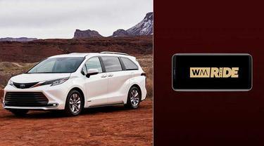 Toyota berikan fitur hiburan baru untuk beberapa model tertentu