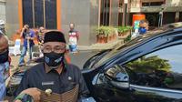 Wali Kota Depok Mohammad Idris (Foto:Liputan6/Dicky Agung Prihanto)