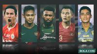 Trivia - Bek Timnas Indonesia (Bola.com/Adreanus Titus)