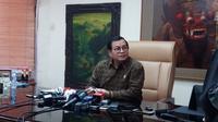 Sekretaris Kabinet Pramono Anung. (Liputan6.com/Hanz Jimenez Salim)