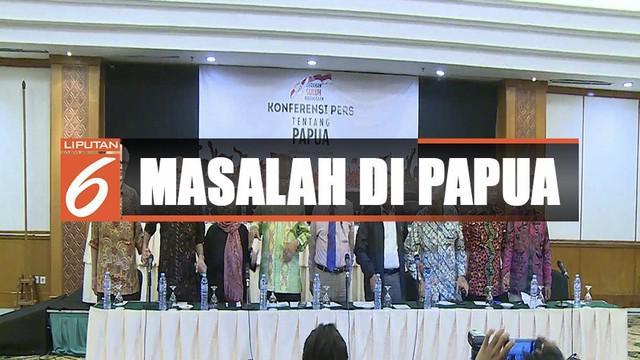 Gerakan ini juga mendorong agar TNI dan Polri menindak tegas oknum aparat yang bersikap rasis dan diduga memicu kerusuhan di Papua.